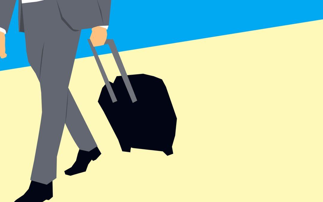 Unternehmen planen auch nach Corona weniger Dienstreisen