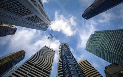 Kreditnachfrage der Unternehmen sinkt deutlich, Banken werden restriktiver