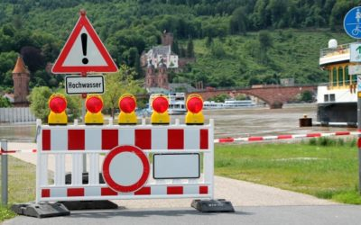 Hochwasser in Deutschland: Informationen für und von Freiberuflern
